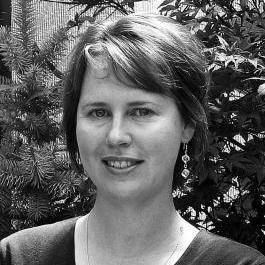 Photo of Carla Gunn, author of Amphibian