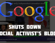 Google shuts down charles blog