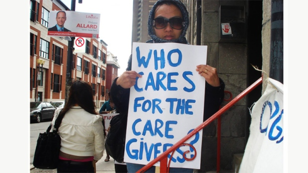 Caregiver Program Canada Room And Board