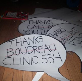 Thanks Boudreau