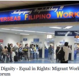 migrant workers forum big