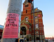 PUBLICLY TAKE BACK THE LETTER - POSTED ON POLE City Hall on night of Council meeting (April 25, 2016)_0