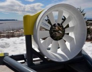 turbine-in-sun-and-snow