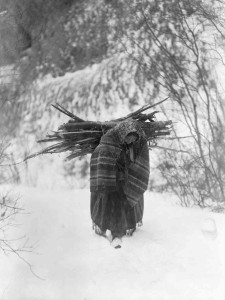 Heavy Load_Edward Curtis