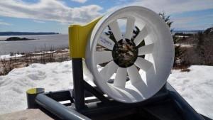 turbine-in-sun-and-snow